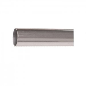 Straight Aluminum Shower Rods