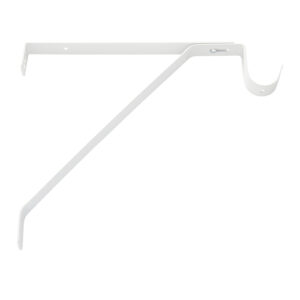 H.D. Adjustable Shelf & Rod Support Bracket