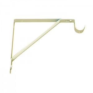 H.D. Fixed Shelf & Rod Support Bracket