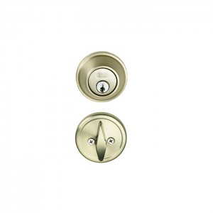 Commercial Grade II Single Cylinder Deadbolt