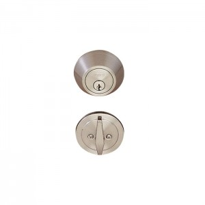 U.L Listed Grade III Fire-Rated Deadbolt